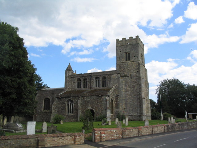 Church of St John the Baptist, Wistow