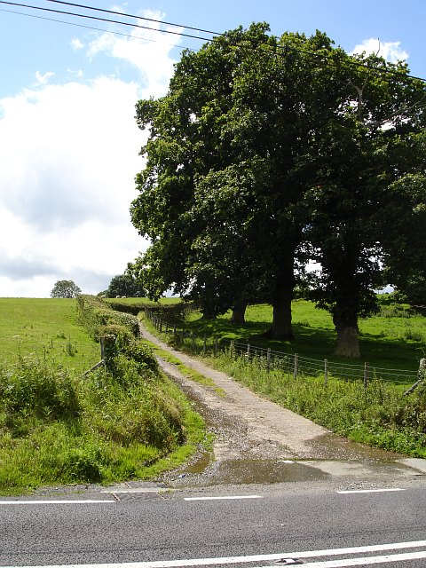Lane to Pentyrch