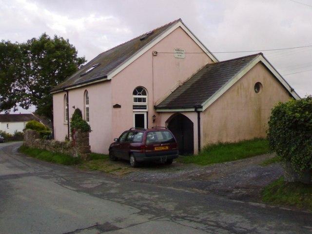 Wesleyan Chapel 1872