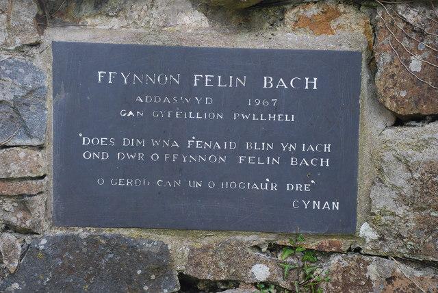 Ffynnon Felin Bach