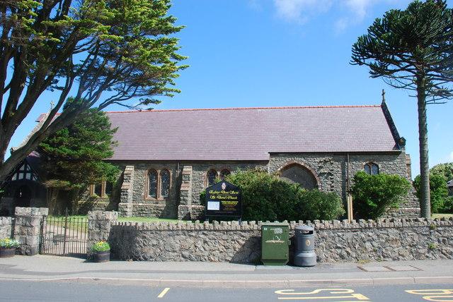 Eglwys Dewi Sant Nefyn St David's Church