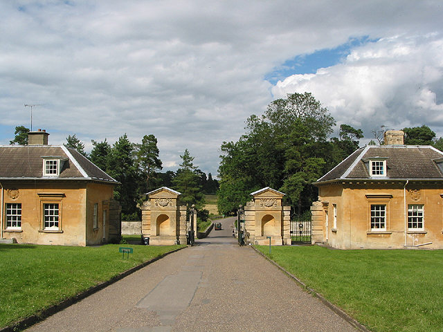 The North Lodge at Cornbury Park