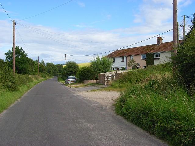 Wilton Road, Wylye