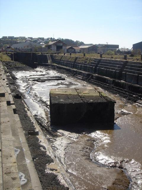 Disused Dry Dock