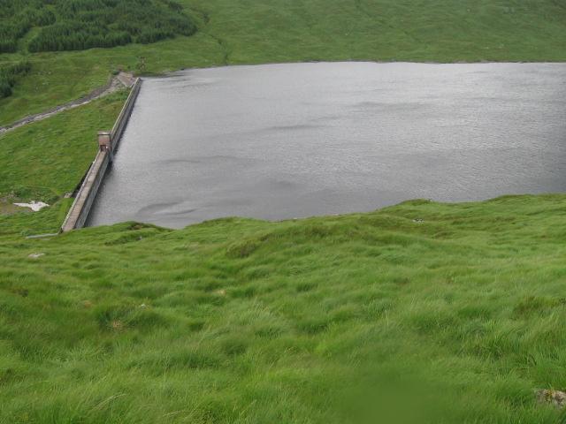 Allt na Lairige dam