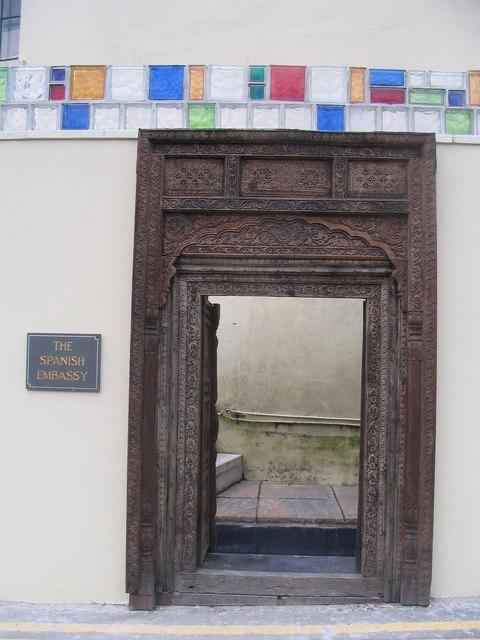 The Spanish Embassy