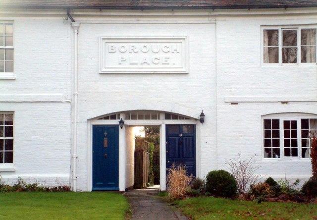 Borough Place,  93-103 High Street, Tenterden