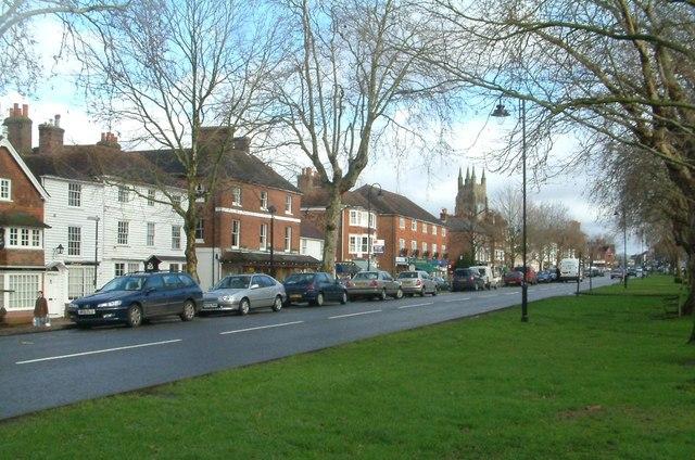 High Street, Tenterden