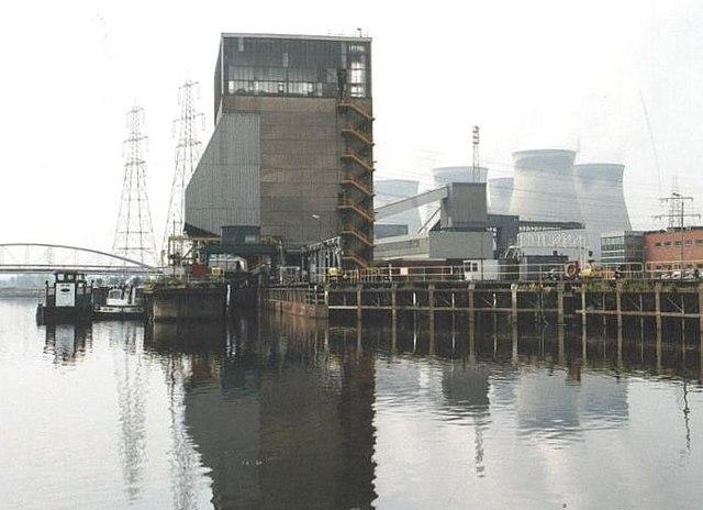 2001 : Ferrybridge Power Station