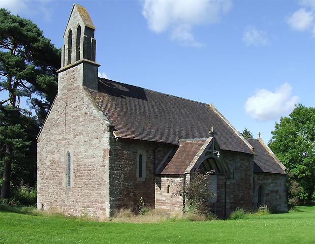 Aston Eyre Church, Shropshire