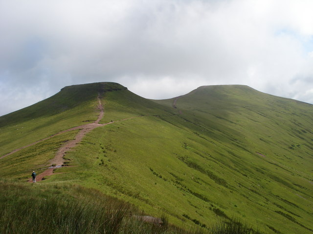 Corn Du & Pen y Fan