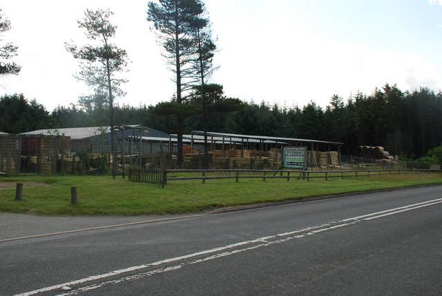Canolfan Ffensio Glasfryn Fencing Centre