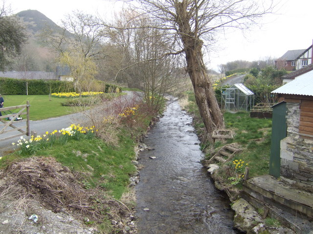 The Gladestry Brook