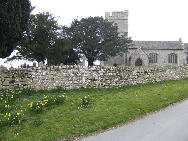 St. Stephen's church, Old Radnor