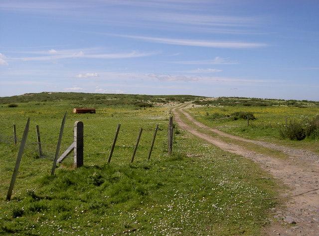 Sandy Links of Gairy, Westside, Westray