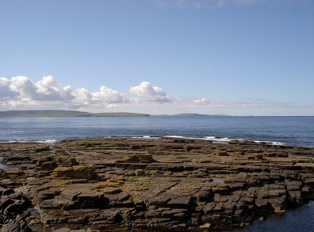 Bakie Skerry, off Knowe of Skea