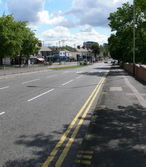 King Richards Road, Leicester