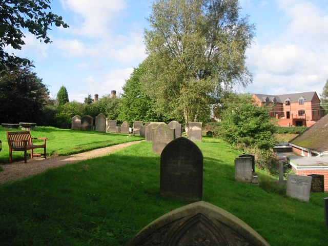 Kingstone Churchyard
