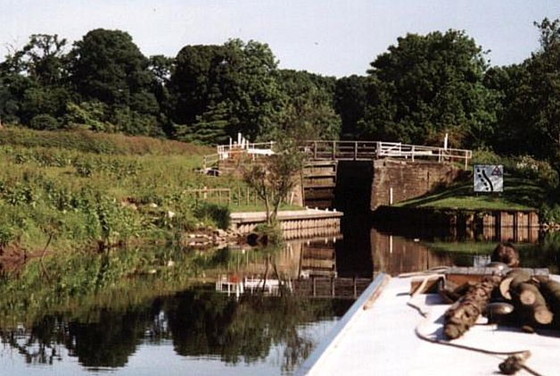2001 : Westwick Lock, River Ure