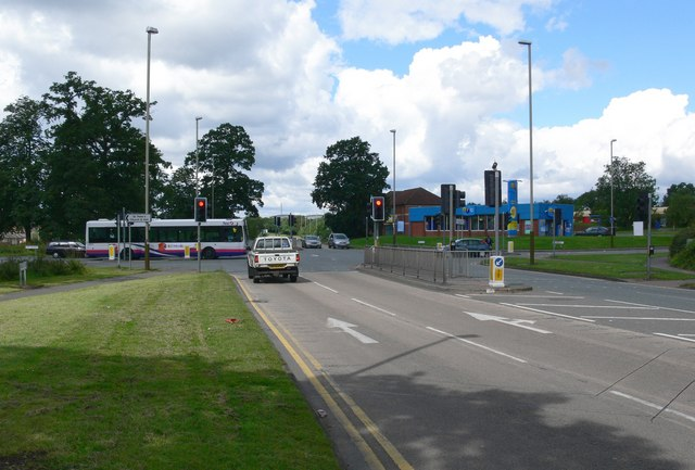 The A47 Hinckley Road, Leicester