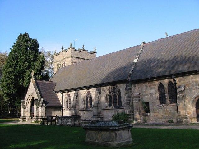 Colton Church