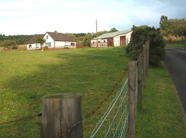 Blueton Farm House