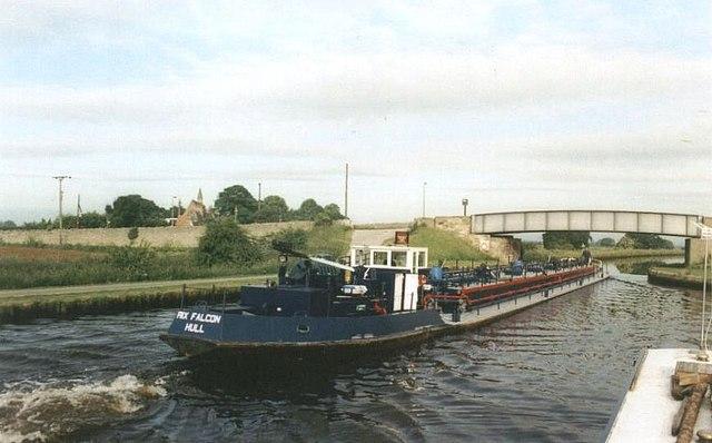 2001 : Pollington Bridge