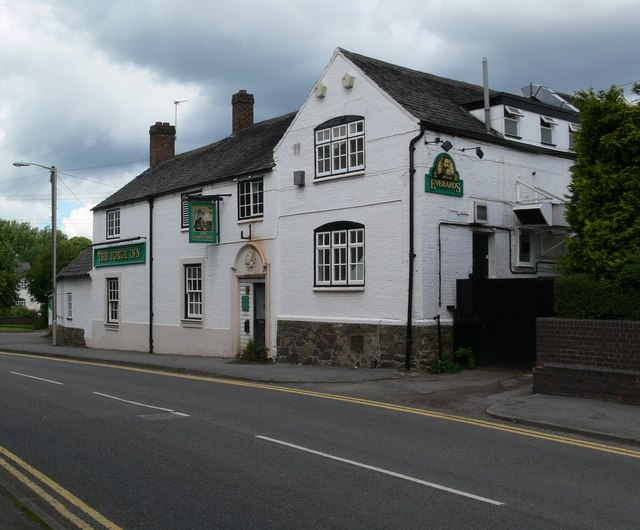 The Forge Inn, Glenfield
