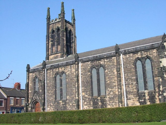 Christ Church Tunstall