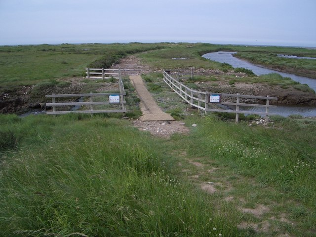 Brancaster Ford Looking North