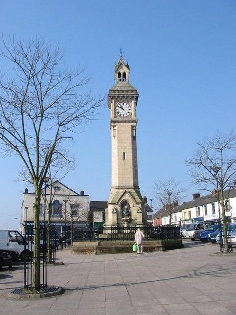 Tunstall Clock Tower