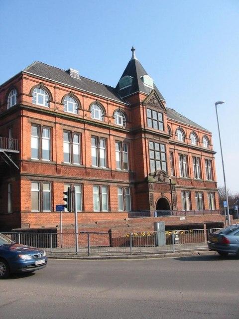 Queen Victoria Jubilee Buildings