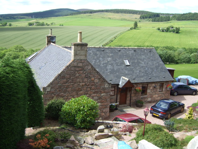 Coire View Cottage