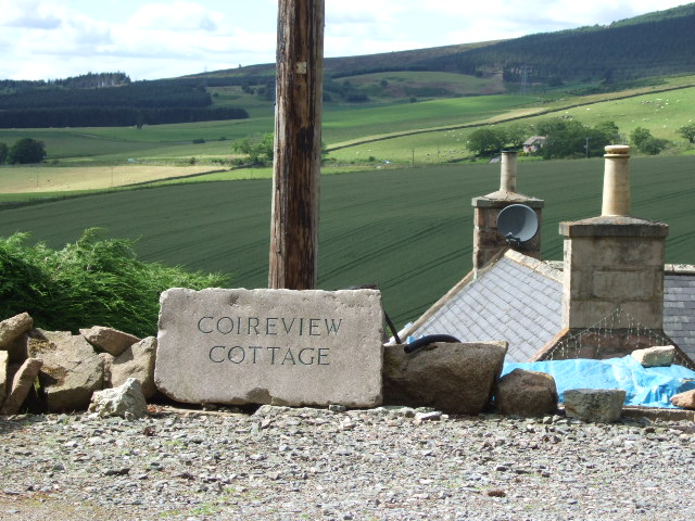 Coire View Cottage
