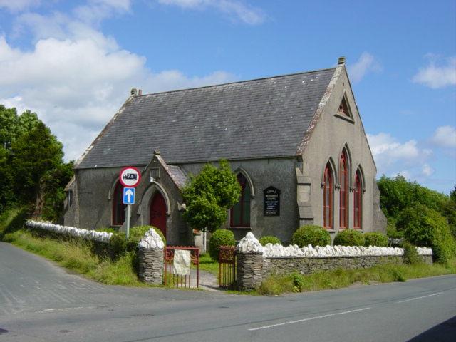 Cooil Methodist Chapel