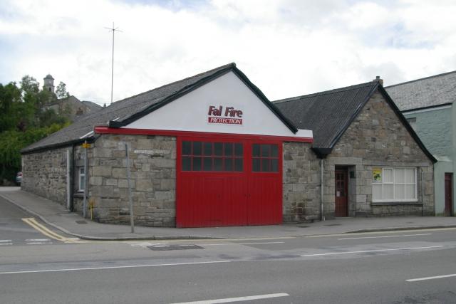 Penryn old fire station