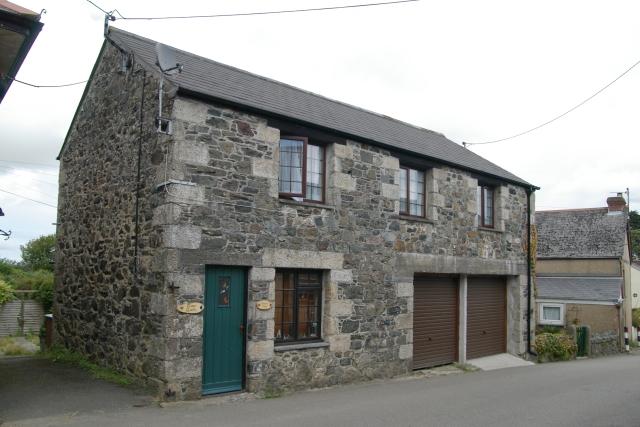 St Keverne old fire station
