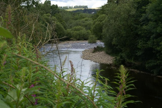 River Ericht below Blairgowrie