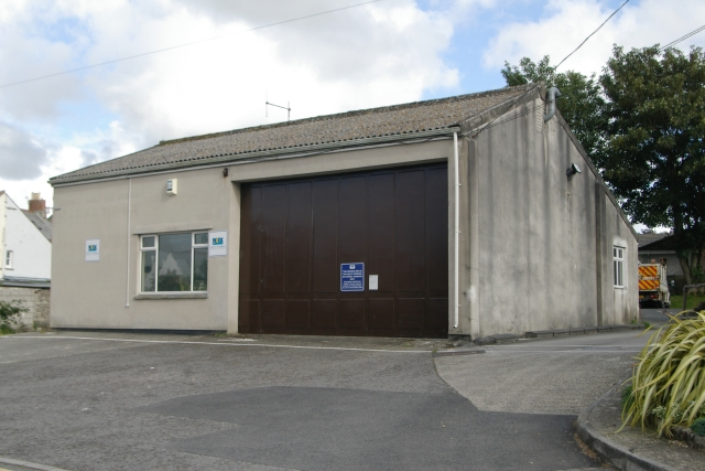 Wadebridge old fire station