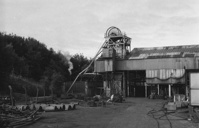 Highhouse Colliery