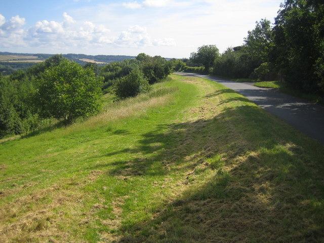 Cookham Dean: Winter Hill