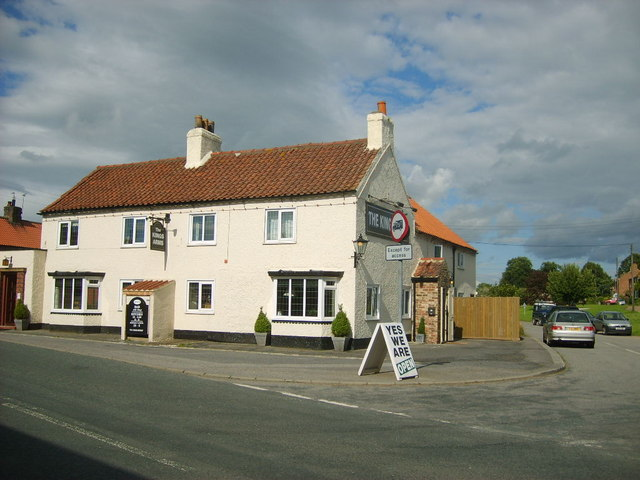 The King's Arms, Sandhutton