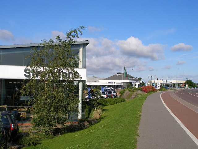 Preston Farm Industrial Estate