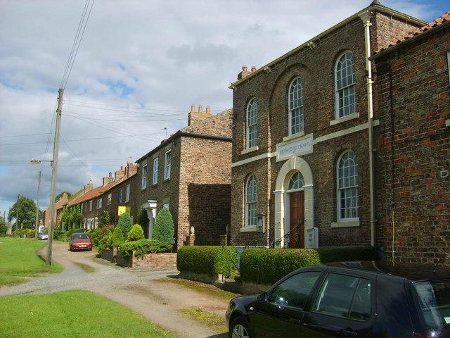 Sandhutton Methodist Church