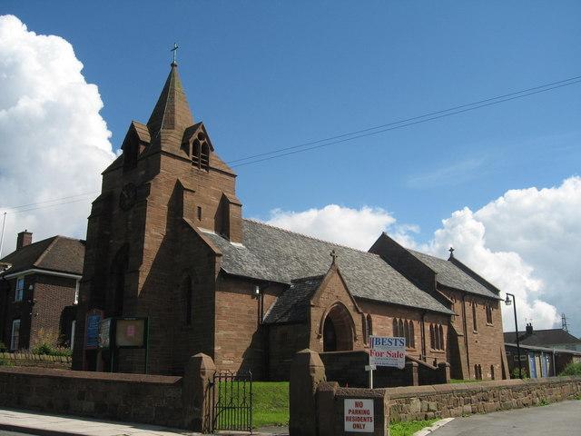 St John the Evangelist, Weston Village