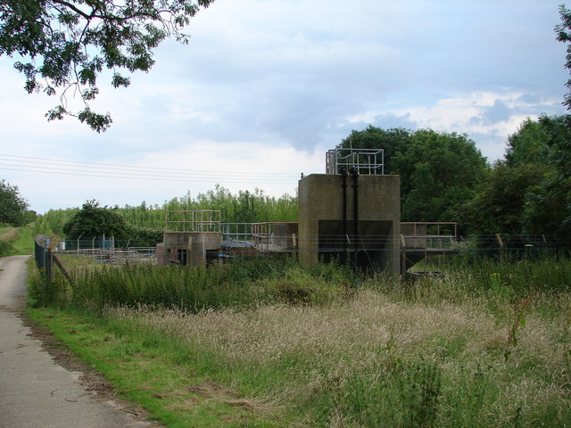 Dorrington Sewage Treatment Works