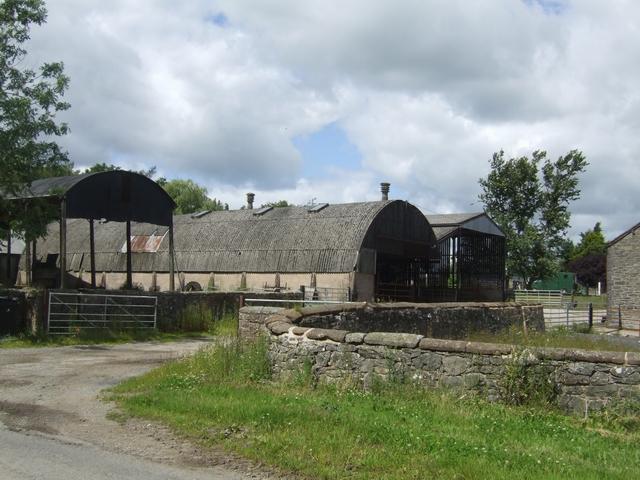 Barns at Leigh Hall Farm