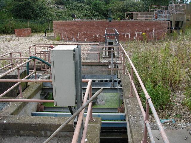 Dorrington Sewage Treatment Works