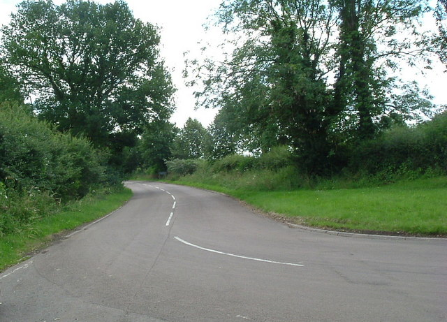 Road into Sudborough