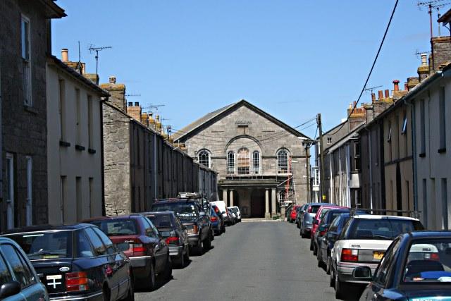 Chapel Street St Just